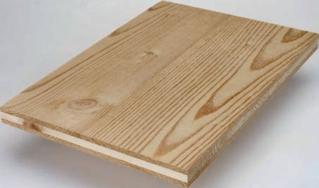 Tilly's solid wood panels are coming to Britain. An Antique Spruce  three-layer panel - Tilly's Solid Wood Panels Are Coming To Britain. An Antique Spruce
