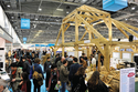 This year's Ecobuild will be 25% than the 2011 show
