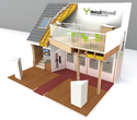 Metsa Wood's stand will include its new FinnRoof system